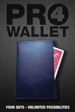 Pro 4 Wallet - Four Outs