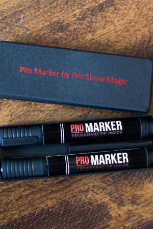 Pro Marker Pens and Case