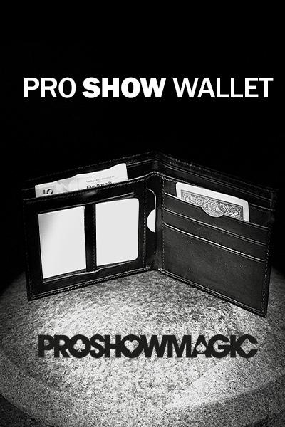 Pro Show Wallet