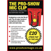 Pro Show Magic Mic Clip
