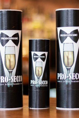 Pro-secco Finest Glass Production