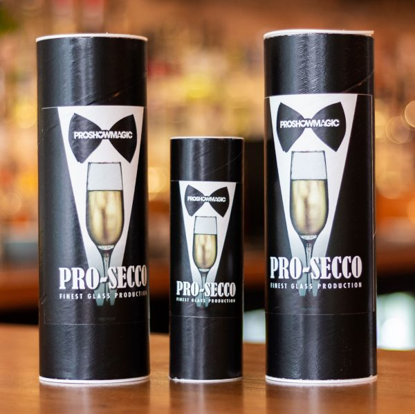 Pro-secco Finest Glass Production