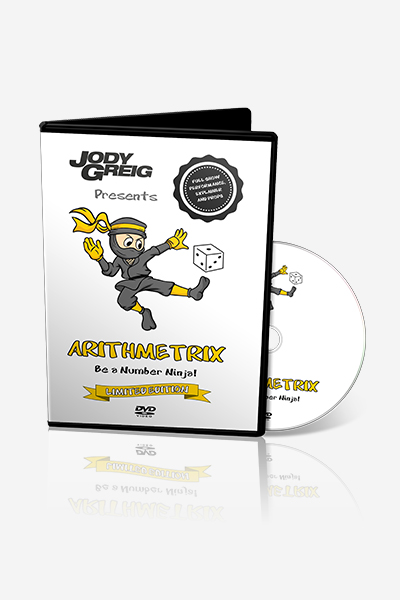 Arithmetrix Maths Magic Show