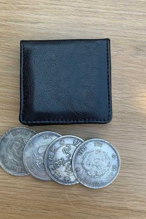 Coin Wallet for Magician Coins